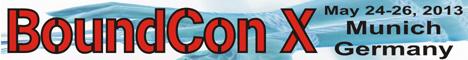 BoundCon X
