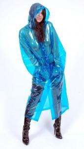 PVC Raincoat PA3C