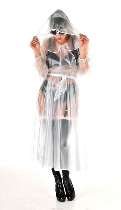 California PVC Raincoat