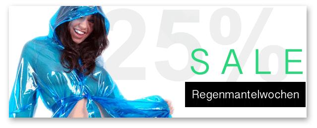 Osterspecial PVC Regenmantel